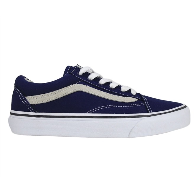 Tenis Vans Old Skool Twilight Blue True White L22ab - R  289 5b5268b96c27