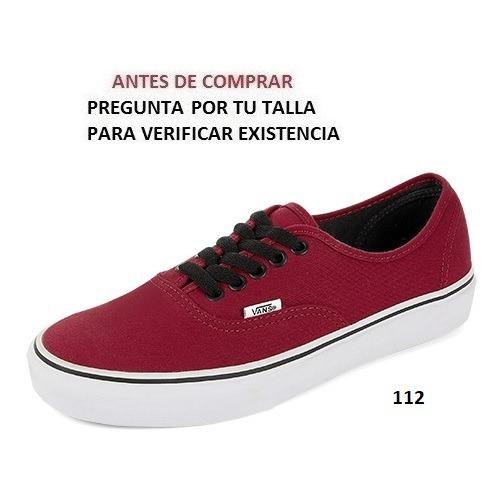 Compre 2 APAGADO EN CUALQUIER CASO tenis vans color rojo Y OBTENGA ... edc186bf02b