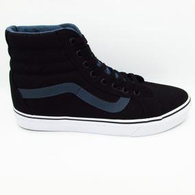 Vans Sk8 Hi Del Pato MTE zapatos monocromaticos en negro