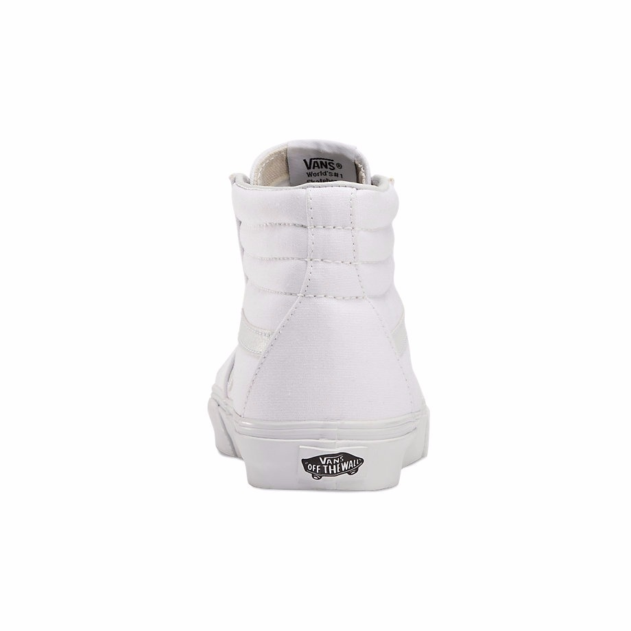 tenis vans skate original sk8 - hi skate blanco. Cargando zoom. b3bab965f375e