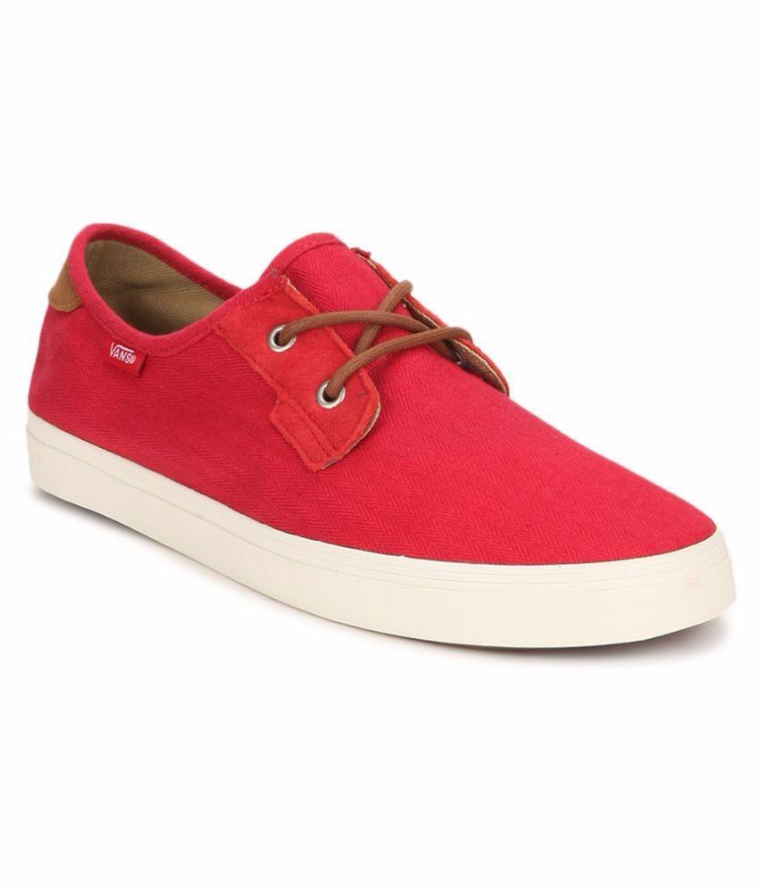 Tenis Vans Surf Michoacan Rojos Para Hombre -   699.00 en Mercado Libre 274bc0d1b26