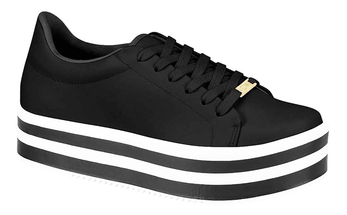 fdc03ef77 tenis vizzano sapatenis sapato feminino sola alta 1298.100. Carregando zoom.
