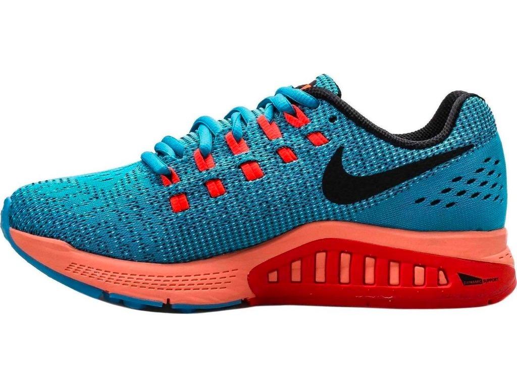 newest 03c2a d9ecb Tenis W Nike Air Zoom Structure 19 806584-400 Envio Gratis