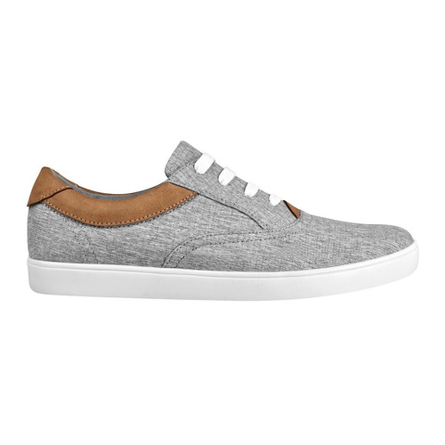 tenis whats up 121043 25-29 textil gris