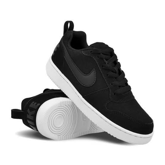 Tenis Wmns Nike Court Borough Low  25.5 Originales -   1 6878548ef759b