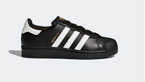Hombre Tenis Star Super Zapatilla adidas Clasica Original rshtQdC