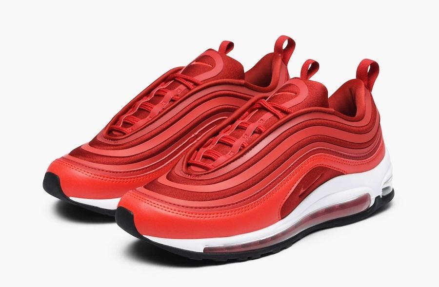 sports shoes c32ab 8f895 ... authentic italy tenis zapatilla nike air max 97 rojo mujer envio gra.  cargando zoom.