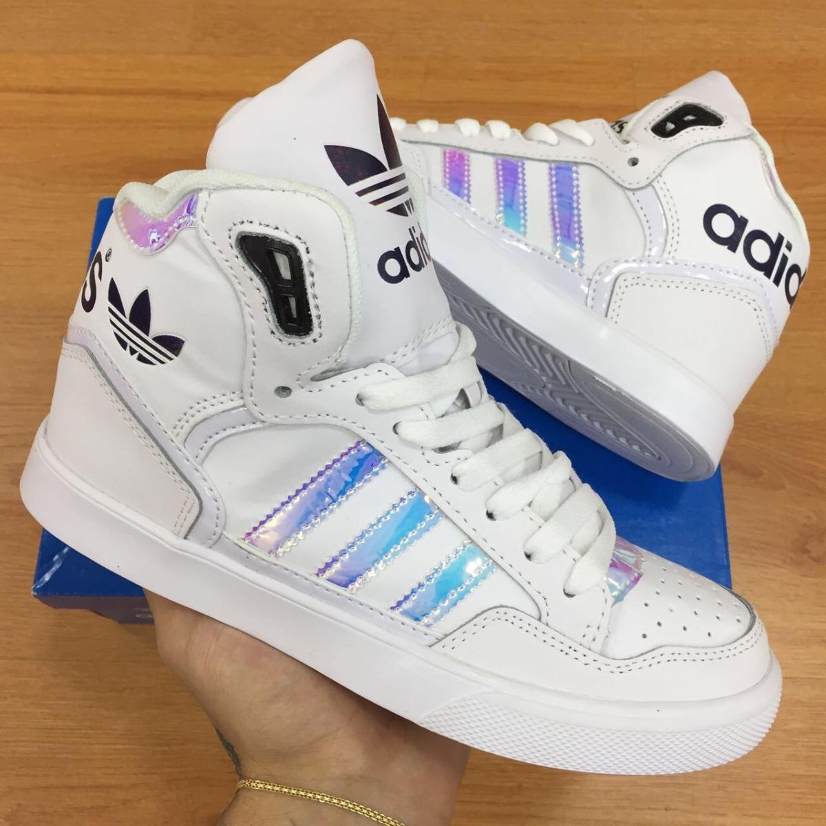 Adidas Extraball azul | Zapatillas de baloncesto Mujeres