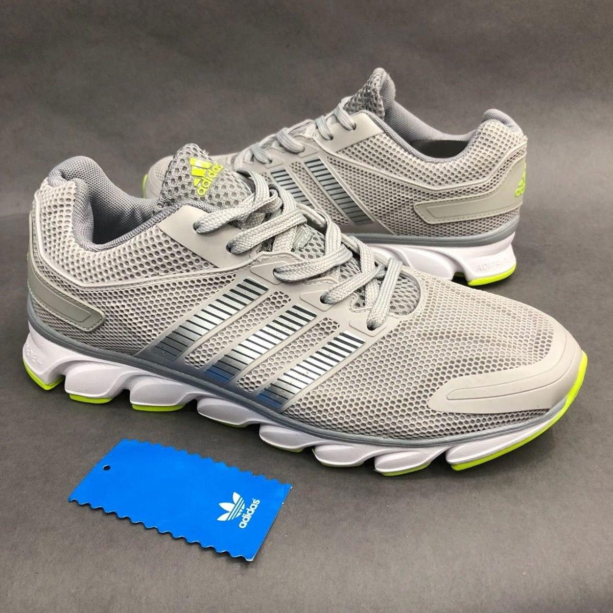 uk availability fb8eb 21912 ... new arrivals tenis zapatillas adidas climacool ride gris verde hombre.  cargando zoom. 085ba 82037