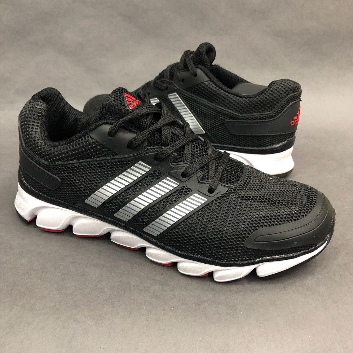 best cheap e3a29 9cb85 ... discount tenis zapatillas adidas climacool ride negra blanca hombre.  cargando zoom. d13c4 2c40a