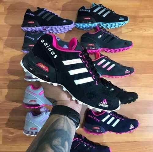 Negra Max Air Fucsia Zapatillas Mujer En Cosmic Tenis Adidas wgIzgX dfe4bf73b63ca