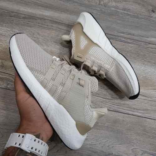 zapatillas adidas hombre beige