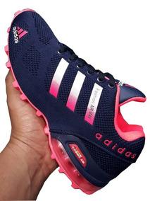 zapatillas adidas mujer fucsia