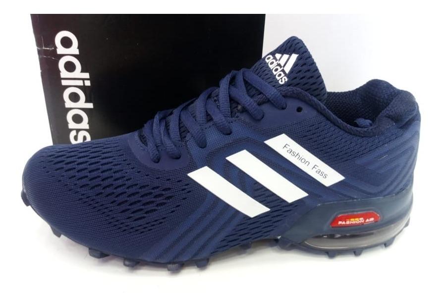 Tenis Zapatillas adidas Fashion Fass Hombre Original