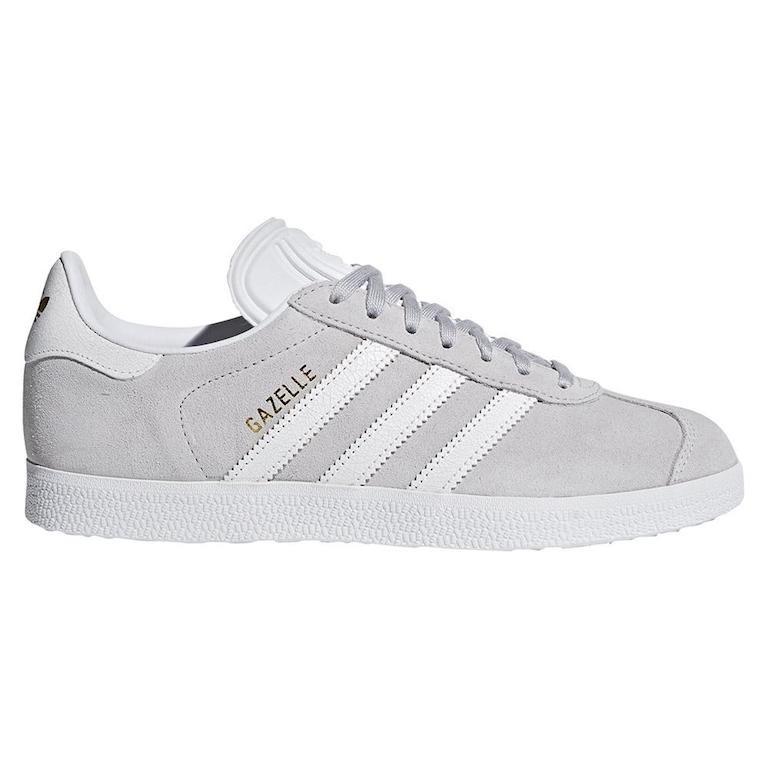 215eeff9c3d Tenis Zapatillas adidas Gazelle Gris Blancas Hombre Env Gra ...