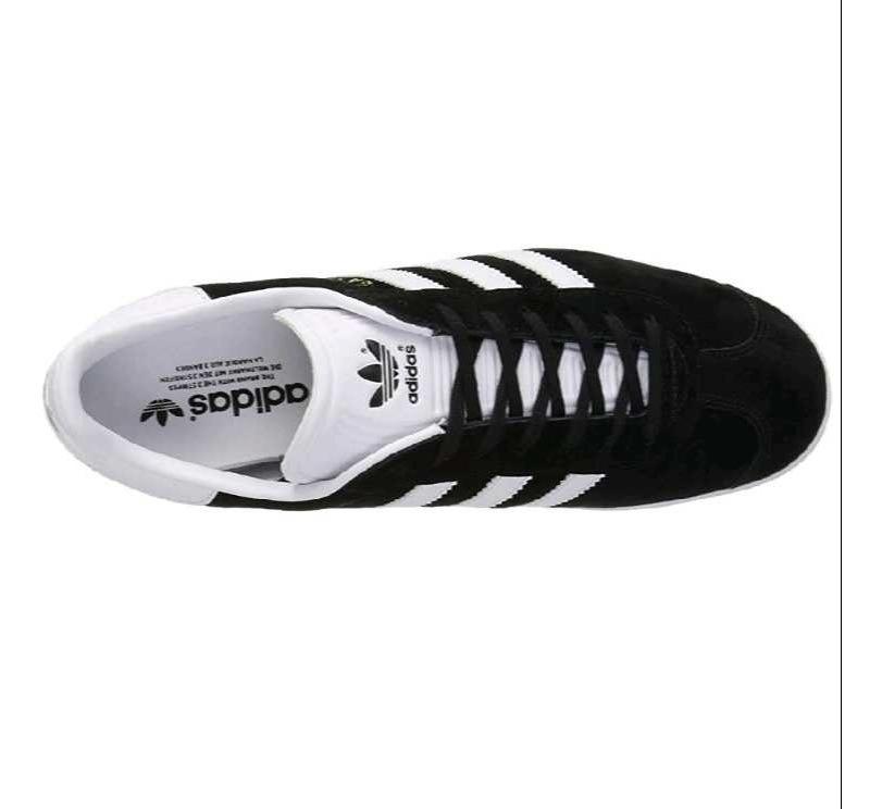zapatillas mujer adidas gazelle negras