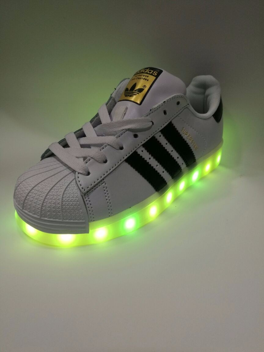 superstar con luces