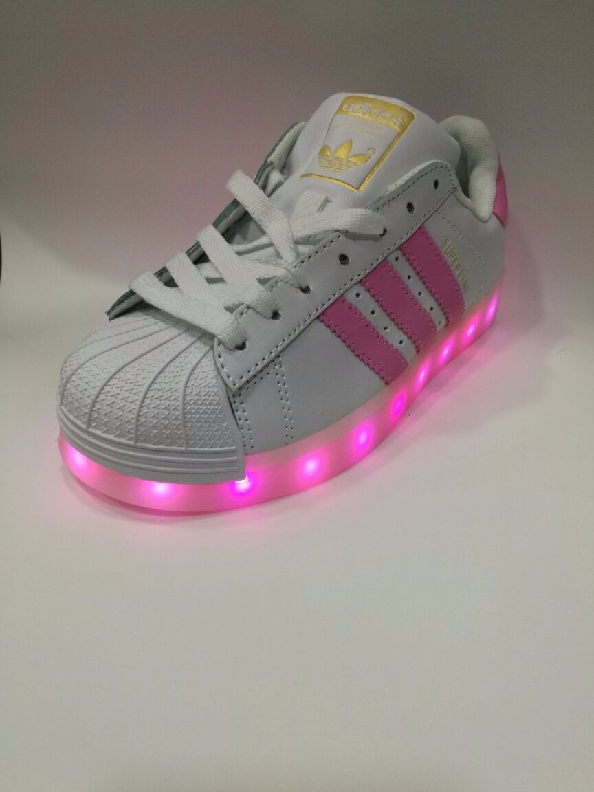 zapatillas adidas led