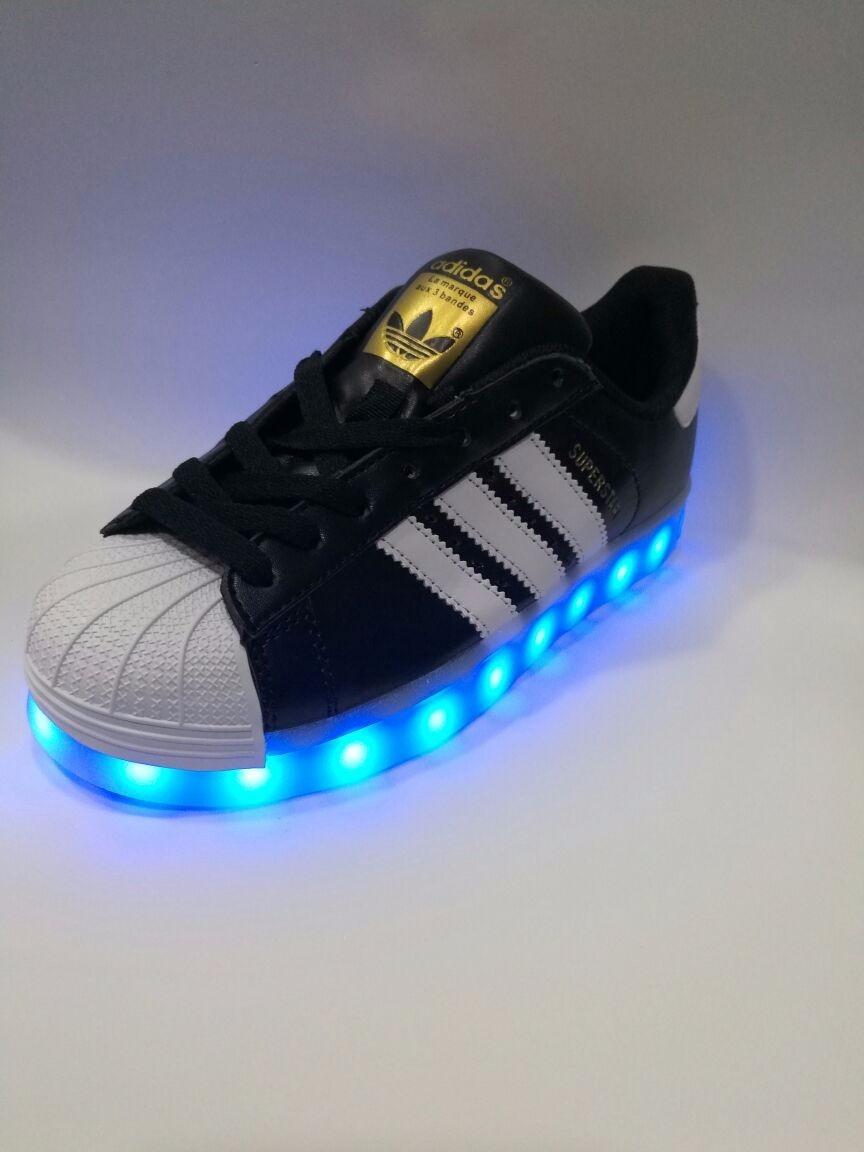681f880cc97 zapatillas adidas con leds