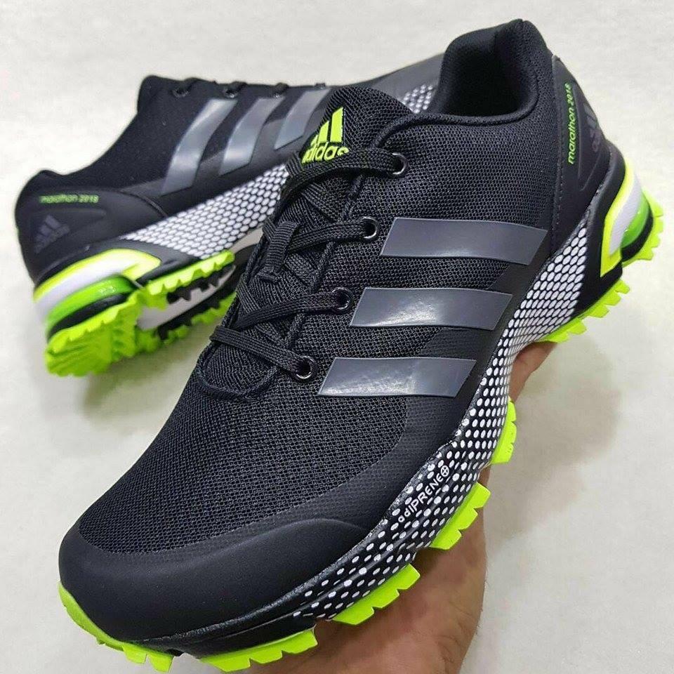Tenis Zapatillas adidas Marathon 2018 Envio Gratis -   158.900 en ... b0fd2c1893f