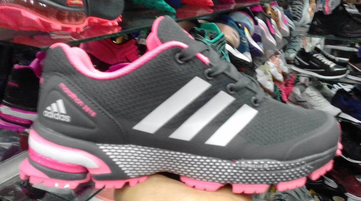 separation shoes 6a09a 29262 Adidas Zapatos para Mujer Rosa Antiguo u2022 Blanco Primavera Verano 2018 Mujer  Zapatillas Deportivas HDHNBMG
