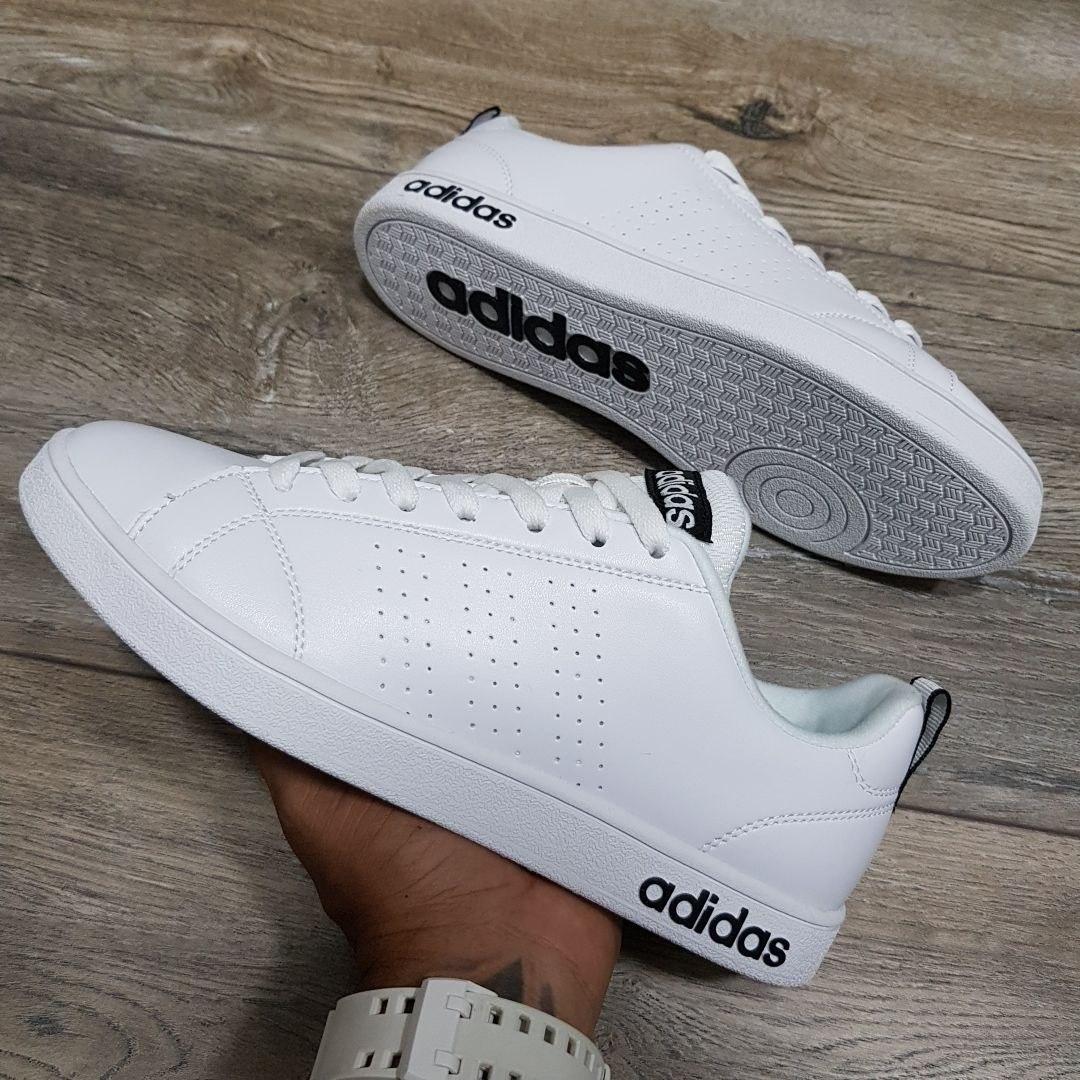 adidas neo scarpe nere