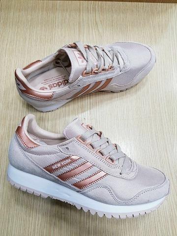 Tenis Zapatillas adidas New York Para Mujer Envio Gratis