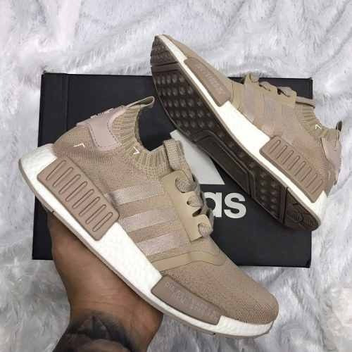adidas nmd grises mujer