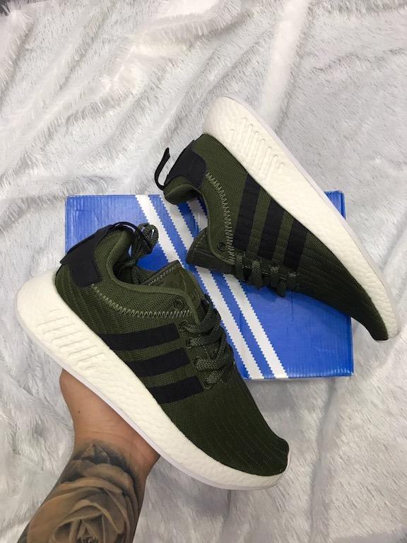 adidas nmd verdes