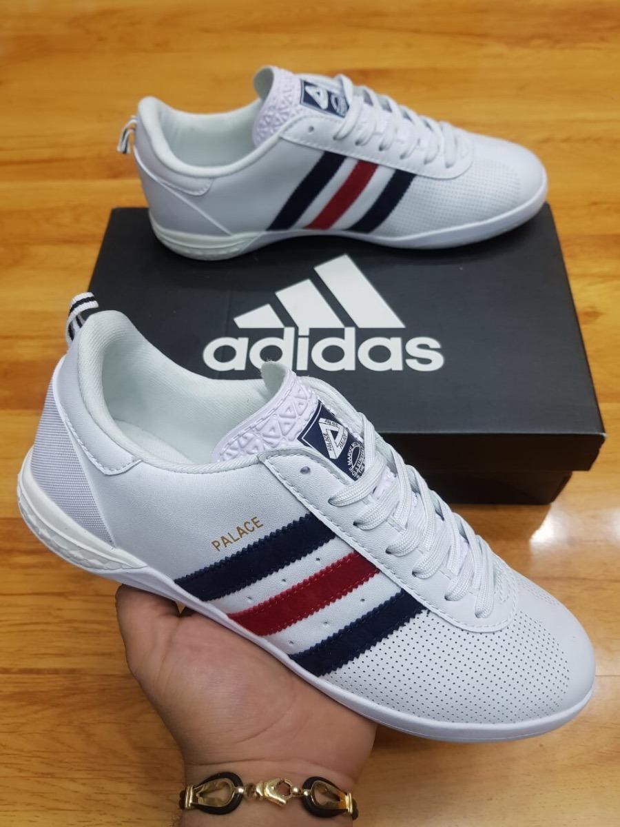 zapatos adidas blanco precio gramos