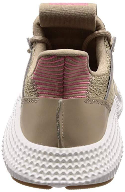 Tenis Zapatillas adidas Prophere Marron Rosa Mujer Envío Gra