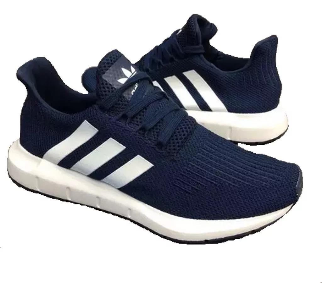 501fcf52cad27 tenis zapatillas adidas racer azul mujer hombre envío gratis. Cargando zoom.