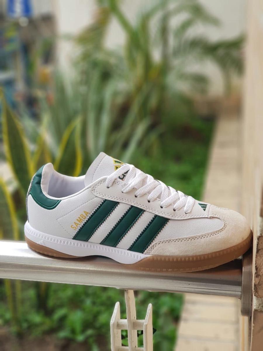adidas samba verde