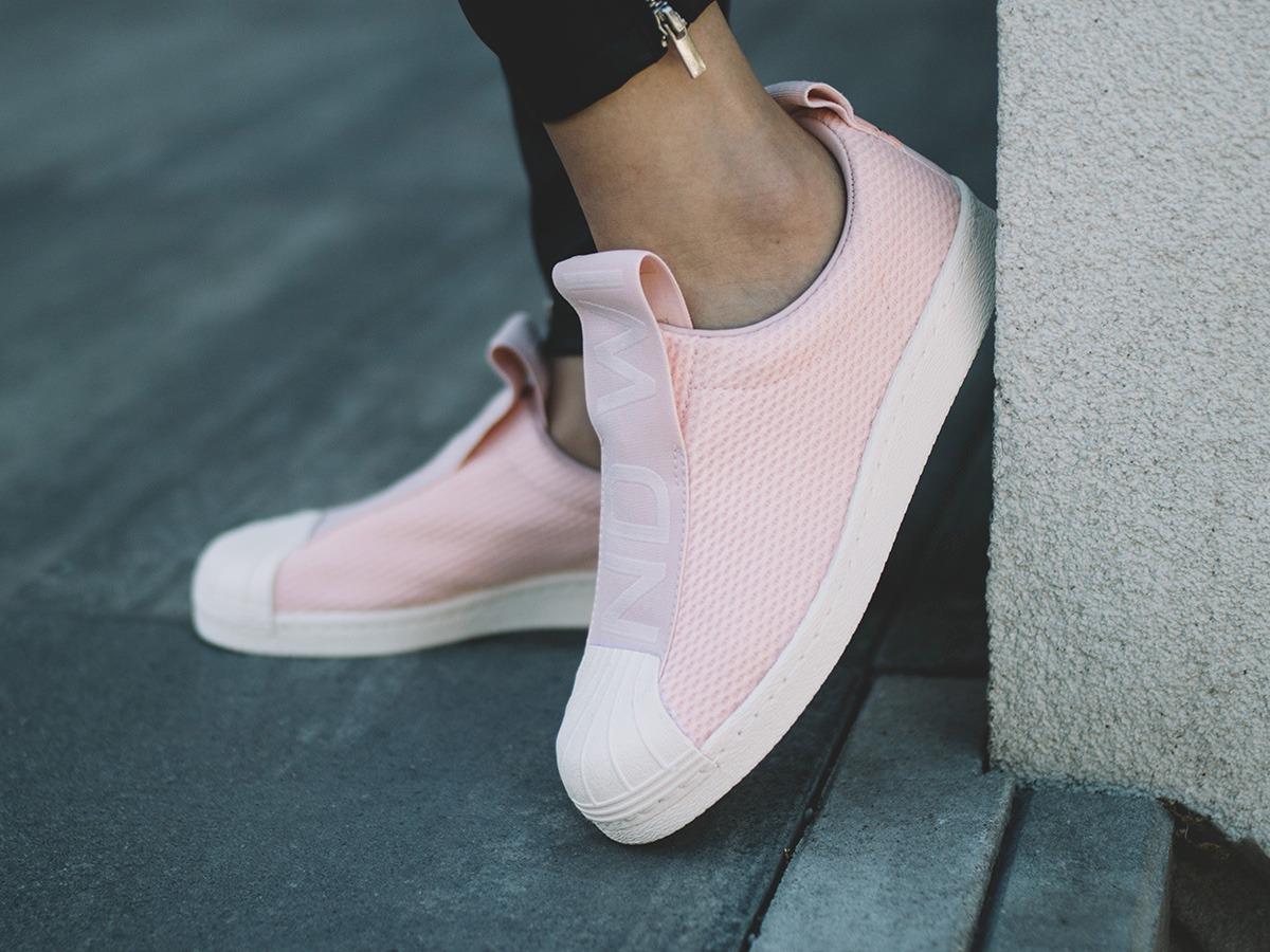 zapatillas adidas mujer slipon