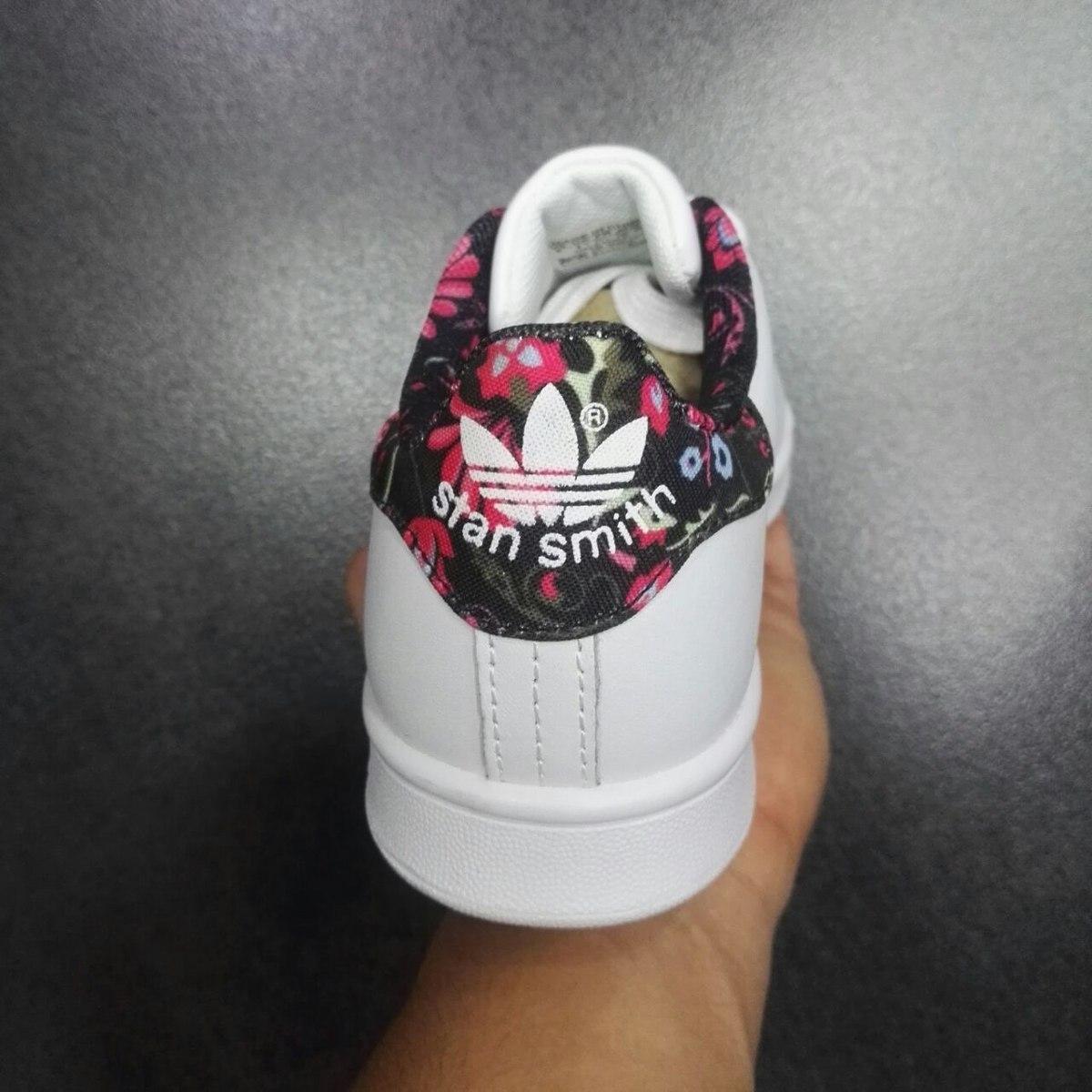 zapatillas stan smith mujer