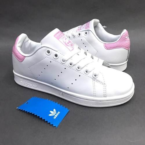 f5c16336c5769 ... greece tenis zapatillas adidas stan smith blanca rosada mujer env g  43565 00a52
