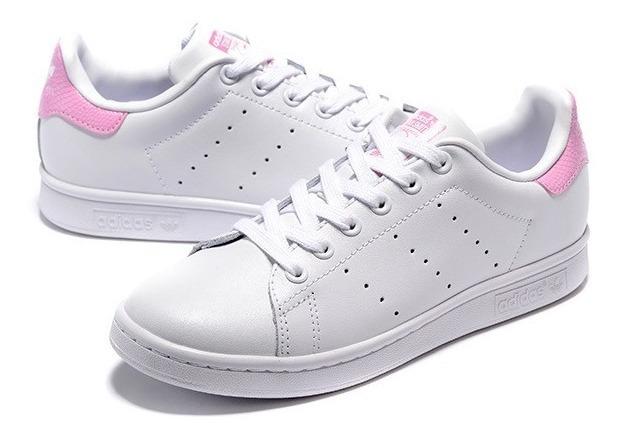 zapatillas adidas stand smith mujer