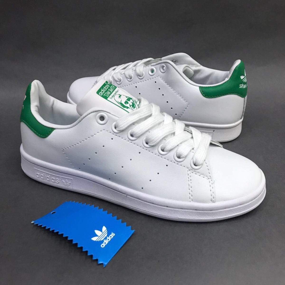 zapatillas adidas verde hombre