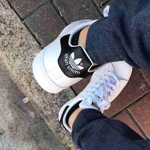 tenis-zapatillas-adidas -stan-smith-negra-dama-envio-gratis-D NQ NP 806686-MCO27140616203 042018-F.jpg 1d1d23679571a