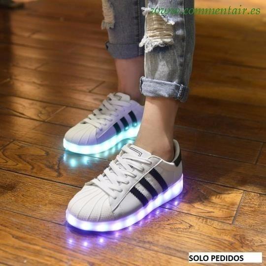 155d8cb4db42c Tenis Zapatillas adidas Super Star Luces Led Importado!! -   179.900 ...