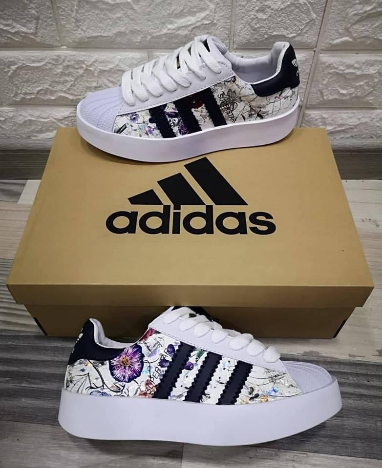 fd063e8e3e159 Tenis Zapatillas adidas Super Star Mujer Envio Gratis -   148.900 en ...