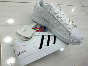 lowest price f2b48 5ca52 Tenis Zapatillas adidas Superstar Adicolor
