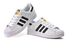 Tenis Zapatillas adidas Superstar Dama Y Caballero