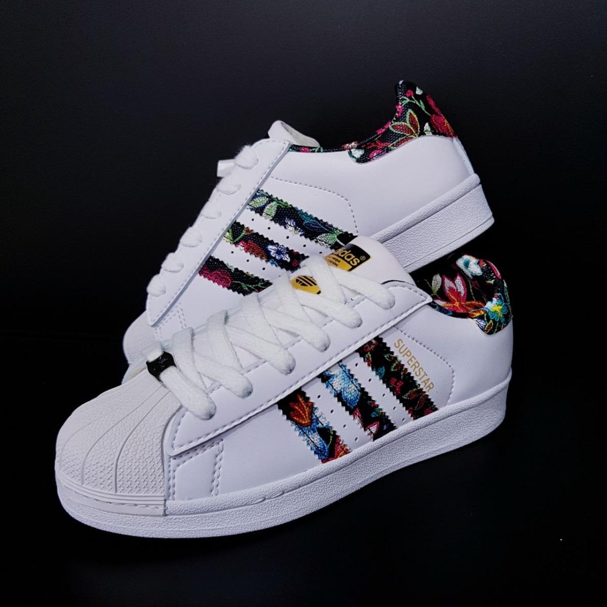 Orbita Pensativo Influencia  adidas superstar de flores - Tienda Online de Zapatos, Ropa y Complementos  de marca