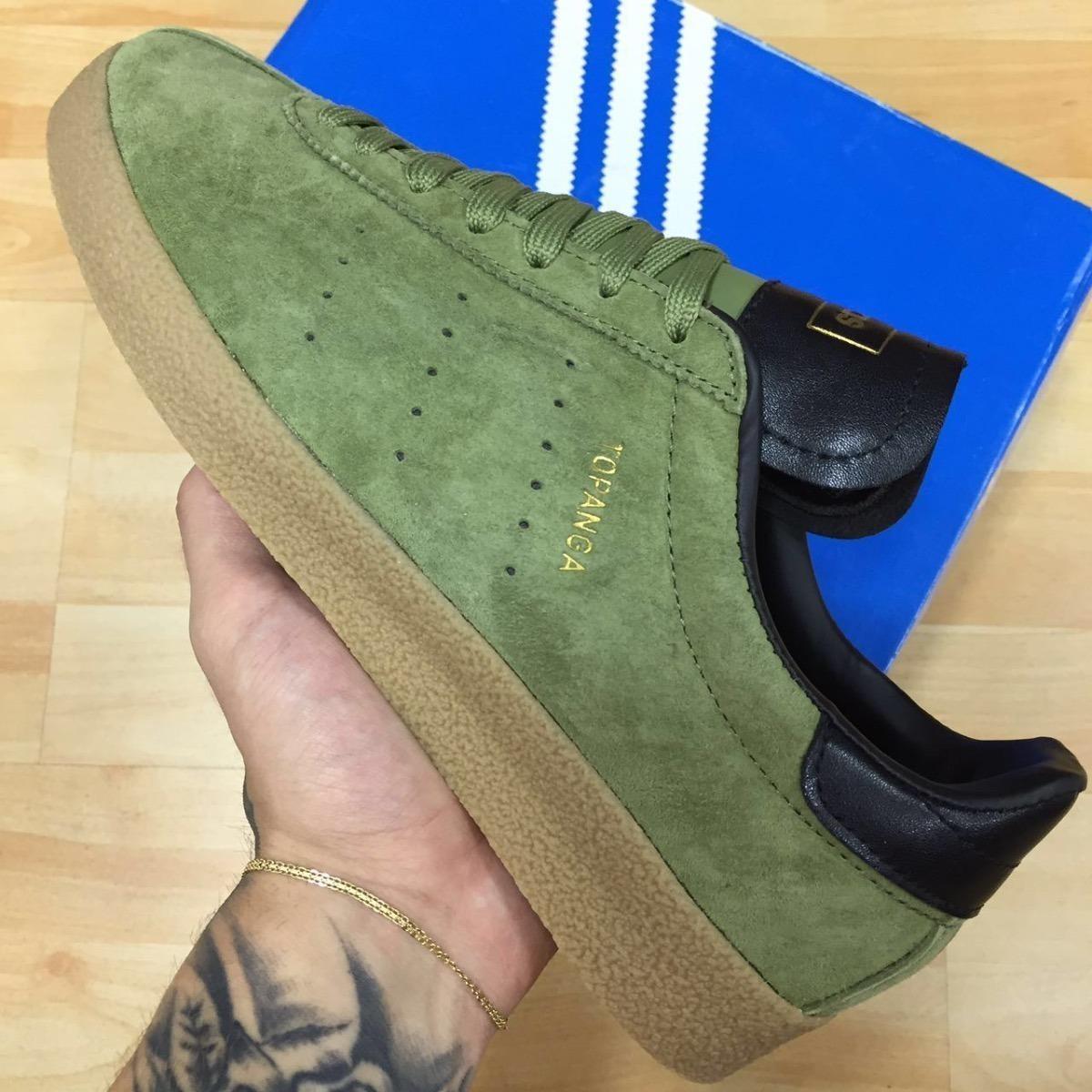 adidas topanga verdes