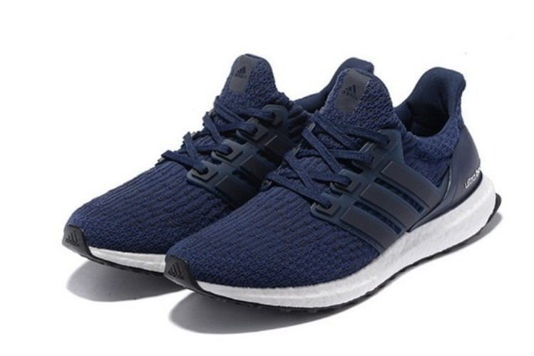 huge selection of 04a65 b308b tenis zapatillas adidas ultra boost azul hombre 2018