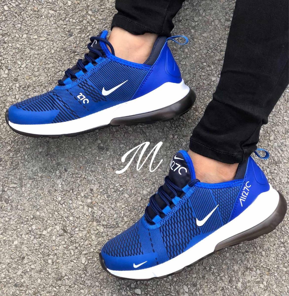 nike azul mujer zapatillas