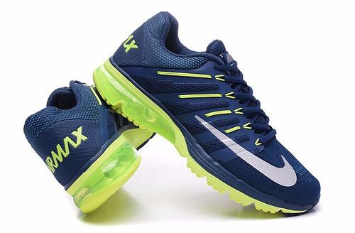 tenis zapatillas air max excellerate + 4 originales