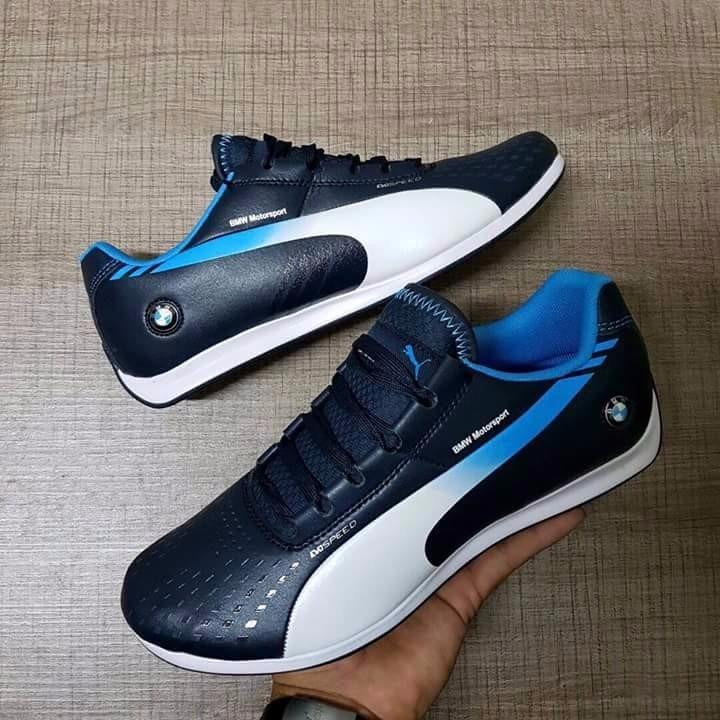 zapatos de otoño mejor selección de muy genial Tenis Zapatillas Bmw Hombre