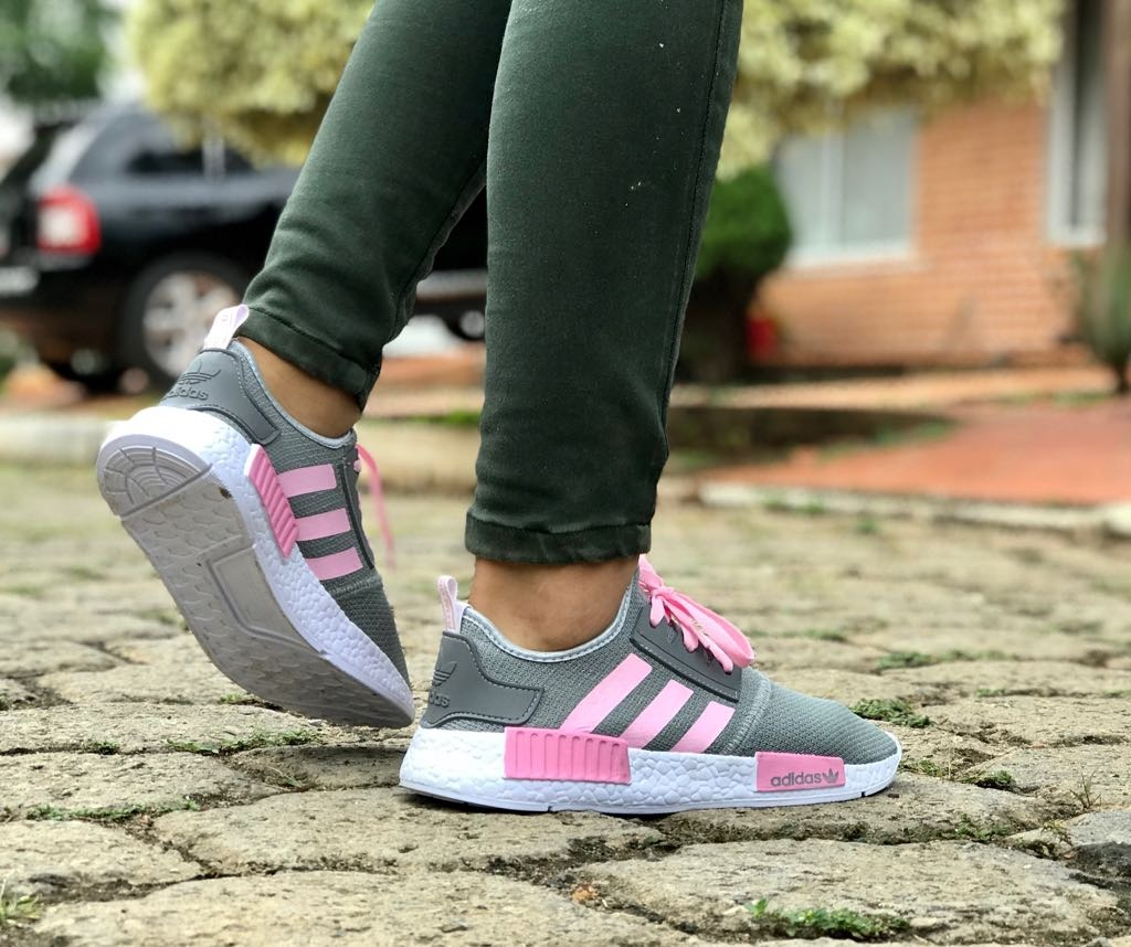 0ce58995694 Tenis zapatillas cómodos deportivos para dama mujer moda cargando zoom jpg  1024x858 Zapatillas de moda para